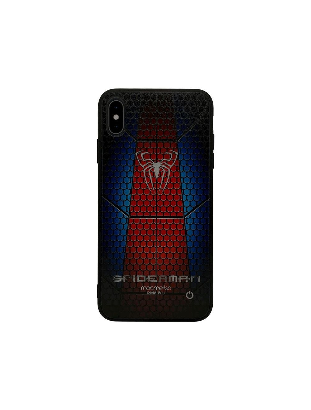 Marvel Spider-Man Web Suit – Lumous LED Phone Case For IPhone XS Max
